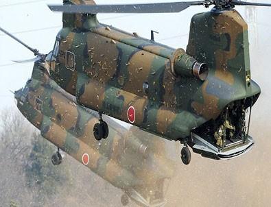 İşte TSK'nın Yeni Uçan Kalesi: CH-47 Chinook