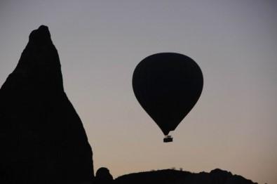 Kapadokya'da turist sayısındaki düşüş devam ediyor