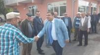 FATIH KıZıLTOPRAK - Kaymakam Kızıltoprak'tan Mahalle Muhtarlarına Ziyaret