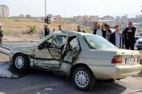 GESI - Kayseri'de Trafik Kazası Açıklaması 8 Yaralı