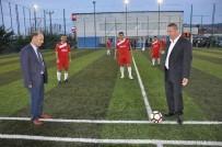 KıŞLA - Kdz. Ereğli Belediyesi Futbol Turnuvası Düzenledi