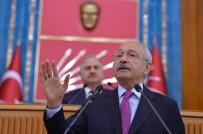 ADALET VE KALKıNMA PARTISI - Kılıçdaroğlu'ndan Irak Merkezi Yönetimi'ne Çağrı