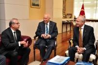 MEDIKAL - Kılıçdaroğlu, Yaşar Ve Sanayicileri Ağırladı