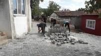 DOYRAN  - Kırsal Mahallelerde Çalışmalar Sürüyor