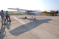 KOCA SEYİT - Koca Seyit Havalimanı 300 Bin Yolcuyu Ağırladı