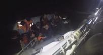 KAÇAK GÖÇMEN - Kuşadası Körfezi'nde 140 Kaçak Göçmen Yakalandı