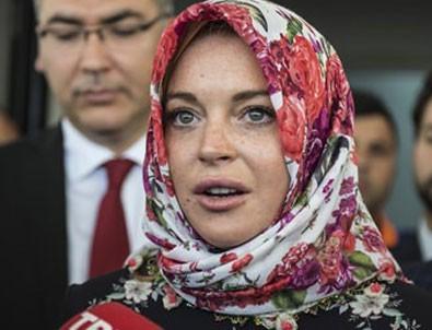 Lohan'dan müthiş Erdoğan ve Türkiye tespitleri