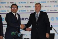 SOSYAL SORUMLULUK PROJESİ - MEDAŞ, A.Konyaspor'a Bu Yıl Da Destek Verecek