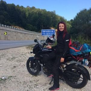 Genç öğretmenin motosiklet tutkusu sonu oldu