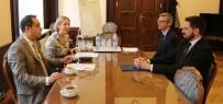 MACARISTAN - MÜSİAD'tan Macaristan Dışişleri Bakanlığına EXPO Daveti