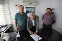 OTOBÜS TERMİNALİ - Osmancık'ta Yatırım İhaleleri İmzalandı