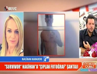 Survivor Nagihan: Eşimi bırakmayacağım!