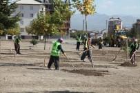 Seydişehir Belediyesi Yol Düzenleme Çalışmalarına Devam Ediyor