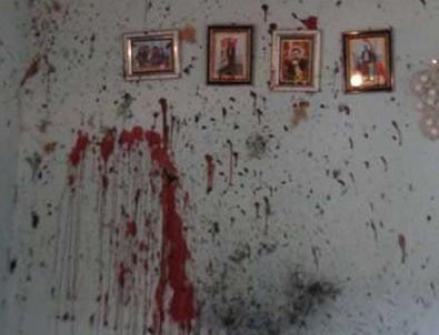 2 terörist kendini patlattı