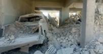 REJIM - Suriye Rejimi Türkmenleri Vurmaya Devam Ediyor