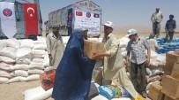 YAŞAM MÜCADELESİ - TİKA'dan Afganistan'da Savaş Mağduru 300 Aileye Gıda Yardımı