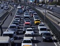 VOLKSWAGEN - Trafikteki araç sayısı 21 milyona yaklaştı