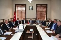 İSMAIL USTAOĞLU - Vali İsmail Ustaoğlu Açıklaması Altyapı İçin 25 Ekim'de İhaleye Çıkacağız