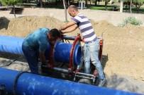 Yetersiz Gelen Su Sorunu Yeni Hatlarla Giderildi