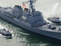 MASON - ABD savaş gemisine füzeli saldırı