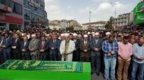 MURAT DURU - Ahmet İslamoğlu Son Yolculuğuna Uğurlandı