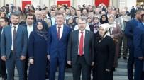 HALIL ELDEMIR - AK Parti Vezirhan Teşkilatı Üyeleri Ve Başkan Duymuş Ankara'da