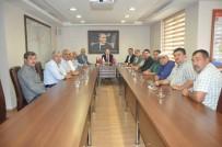YARıMCA - ASKİ Genel Müdürü Rahmi Pekar Muhtarlar İle Buluştu