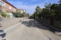 KIŞ MEVSİMİ - Bahçelievler Mahallesinde Çalışmalar Hız Kesmiyor