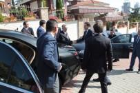 TAZİYE ZİYARETİ - Bakan Ağbal'dan Eski Maliye Bakanı Unakıtan'ın Ailesine Taziye Ziyareti