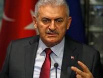CHP - Başbakan Yıldırım'dan CHP'ye tepki