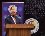 RıFAT HISARCıKLıOĞLU - Başkan Şeref Kazcıoğlu, 9. Ticaret Ve Sanayi Şurası'nda Kütahya'yı Temsil Etti