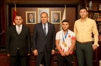 İŞİTME ENGELLİLER - Başkan Sözlü Açıklaması 'Sporu Önemsiyoruz, Sporcunun Destekçisiyiz'