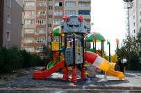 KAVAKLı - Beylikdüzü'nde Parklar Yenileniyor
