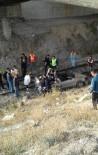 Çankırı'da feci kaza: 4 ölü