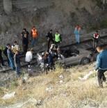 Çankırı'daki Trafik Kazası