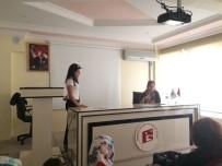 KADIN SAĞLIĞI - Demircili Kadınlara Sağlık Semineri Verildi