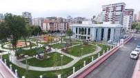 TEMEL ATMA TÖRENİ - Derebahçe Sosyal Tesisleri Cuma Günü Açılıyor