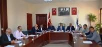 BÜTÇE KOMİSYONU - Dilovası Belediyesi 2017 Tahmini Bütçesi Onaylandı