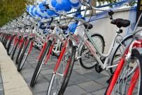 BİSİKLET YOLU - Erbaa Belediyesine 500 Bisiklet Hediyesi