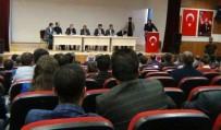 ÖĞRETMEN ATAMALARI - Erciş'te Okul Müdürleri Kurulu Toplantısı