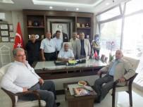 BEĞENDIK - Esnaf Kefalet Bölge Birliği Toplantısı Didim'de Yapıldı