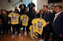 TAMER YELKOVAN - Fenerbahçe'den Basketbol Taraftarlarına Özel Mağaza