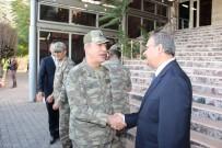 ŞIRNAK VALİSİ - Genelkurmay Başkanı Akar Şırnak'ta