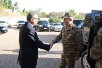 ŞIRNAK VALİSİ - Genelkurmay Başkanı Hulusi Akar Şırnak'ta