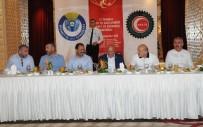 ŞEKER FABRİKASI - Hak-İş Ve Hizmet-İş Genel Başkanı Arslan Açıklaması 'Toplu Sözleşme Süreci Devam Ediyor'