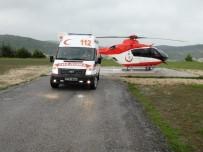 OKSIJEN - Hava Ambulansları Hayat Kurtarmaya Devam Ediyor