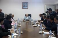 NECATI ŞENTÜRK - İl İstihdam Kurulu 4. Olağan Toplantısı Yapıldı