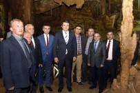 ORMAN İŞLETME MÜDÜRÜ - Karaca Mağarası Sahasında Peyzaj Çalışması Yapılacak