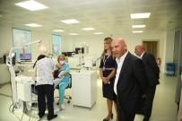 KARTAL BELEDİYESİ - Kartal Çocuk Ağız Ve Diş Sağlığı Merkezi'nde İlk Ameliyat Yapıldı