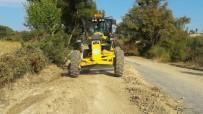ONARIM ÇALIŞMASI - Kırkağaç'ta 32 Kilometrelik Yol Yenilendi
